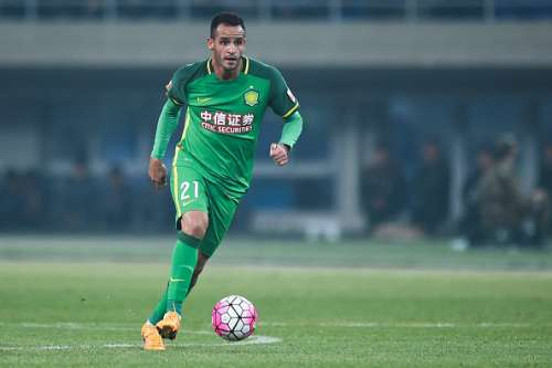 Brazil S Renato Augusto Gil Sing Praises Of Chinese Football
