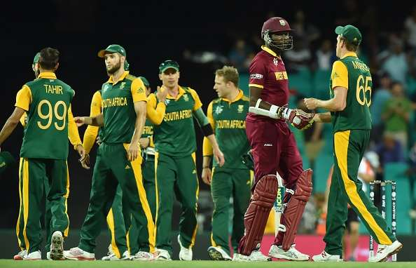 7d7c321f152 SA vs WI South Africa and West Indies during one of their previous  encounters