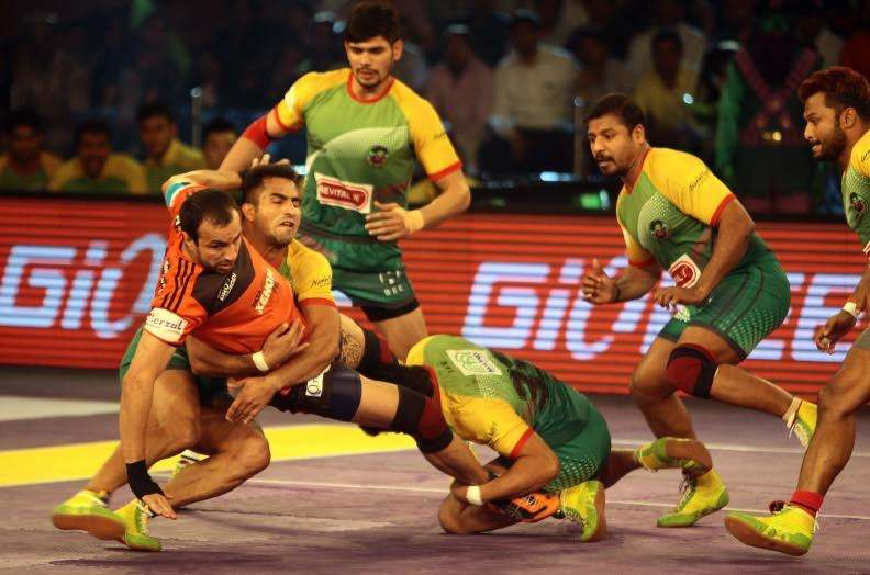 Patna Pirates beat U Mumba 31-28 in a nail-biter to win the Star Sports Pro Kabaddi Final