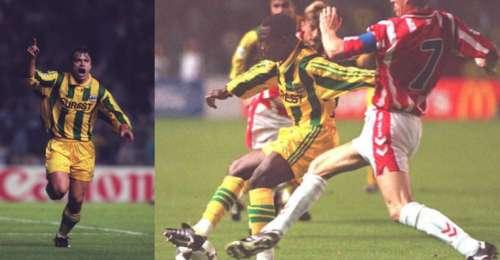 Makelele Nantes Champions League Surprise 95 96