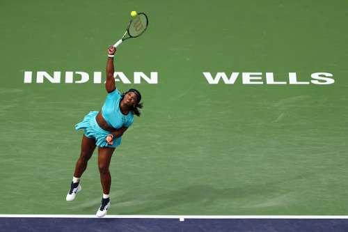 Serena Indian Wells