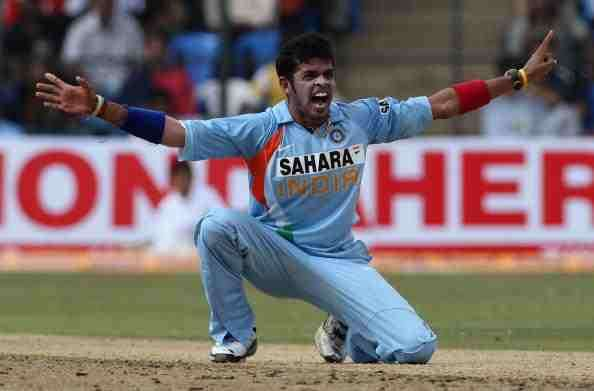 S Sreesanth has revealed that he played a tennis ball tournament to prepare for the 2007 T20 World Cup