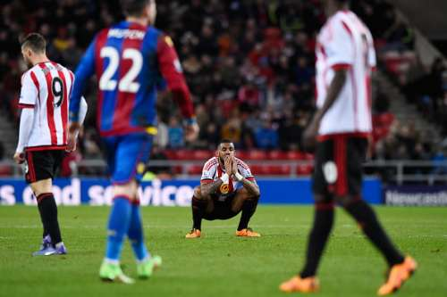 It's been a tough season for Sunderland
