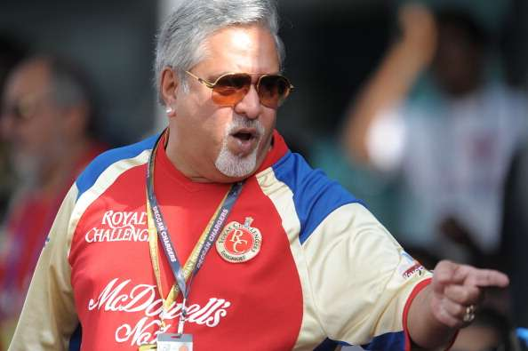 Vijay Mallya Resigns As Rcb Director Russell Adams Named