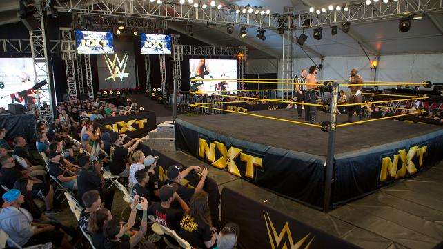Photos Two Major Injuries At Wwe Nxt Live Event