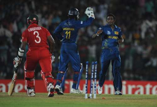 Zim vs Sl World T20 2012