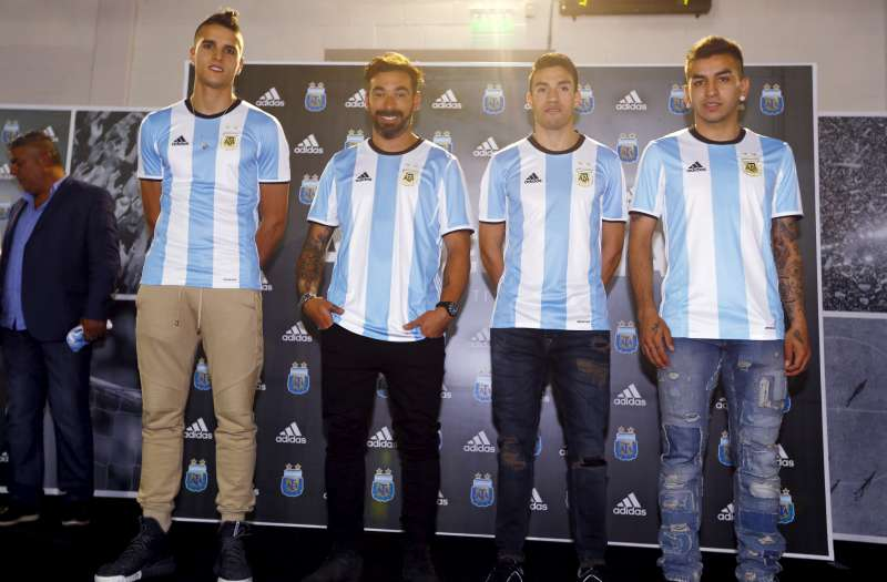 8334b34fbd8 Argentina top as South America dominate FIFA rankings