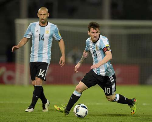 Mascherano Messi Barcelona Criticism