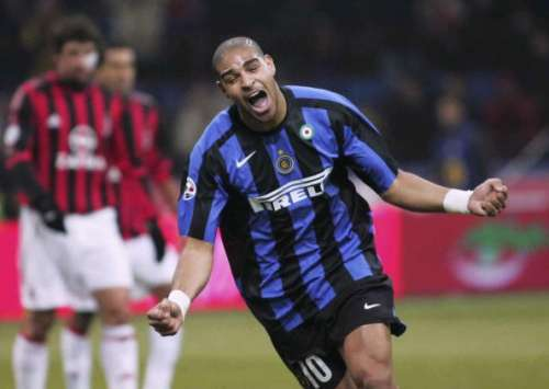 Adriano Inter Milan Waste Talent Football
