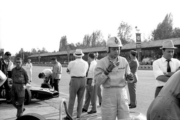 Giancarlo Baghetti Ferrari