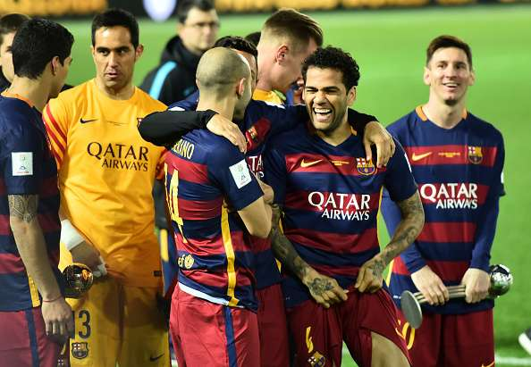 barcelona defence