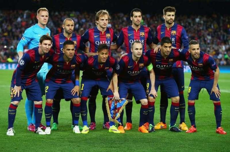 Barcelona Fc Foto >> 5 Reasons Why I Love Fc Barcelona
