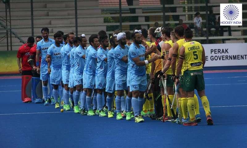 How Hockey Australia paid tribute to Manpreet Singh's father