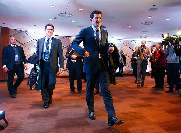 Luis Figo repents pulling out from FIFA presidential race