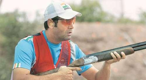 Mairaj Ahmed Khan Shooting