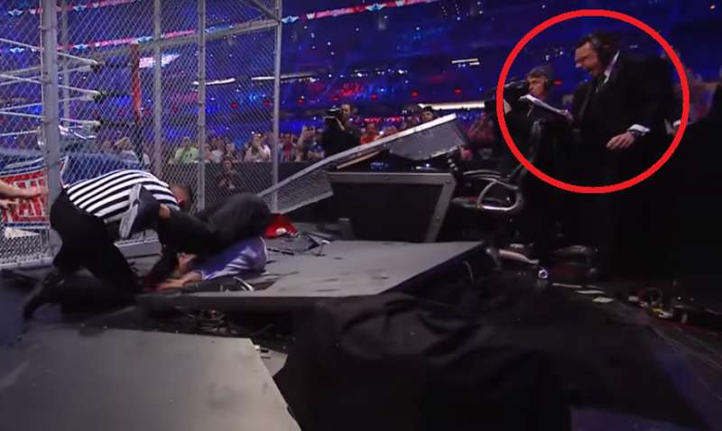 Page 3 - 5 things from the Undertaker vs Shane McMahon match that could have been better