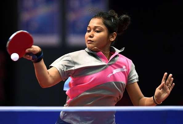 Indian paddler Mouma Das qualifies for Rio Olympics 2016