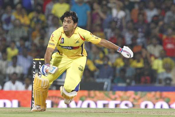 7a95ad1de IPL 2016: MS Dhoni says playing without donning CSK jersey made him ...