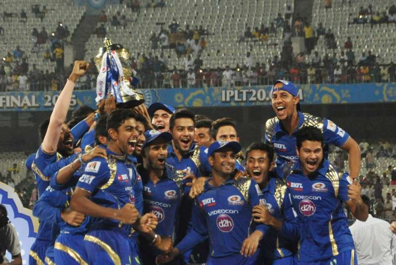 List of IPL Winners: Mumbai Indians