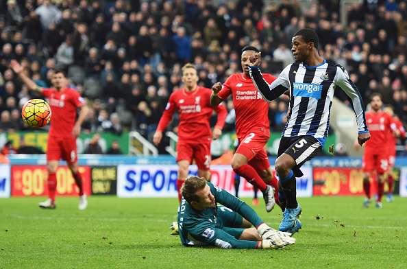 Newcastle Liverpool