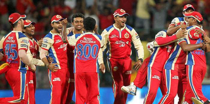 The Royal Challengers Bangalore start as favorites against the Sunrisers  Hyderabad