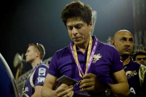 shahrukh khan: IPL Team Owner