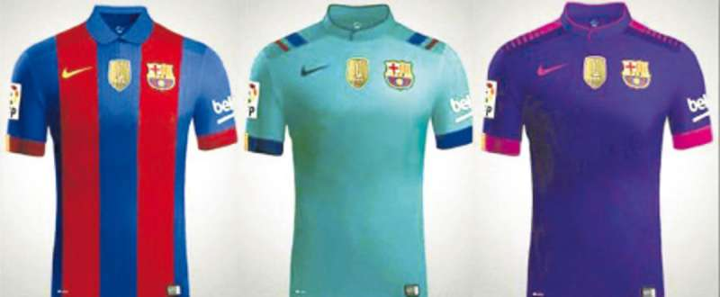 new concept 23c6f 2a260 Barcelona could begin new season without shirt sponsor