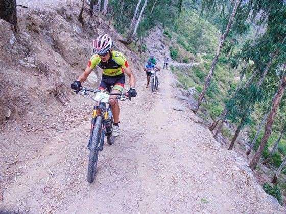 5e49617e7e8 How a tribal boy became India's most successful mountain biker