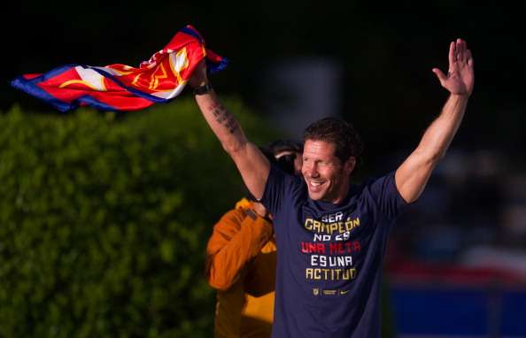 Atleti win Copa Del Rey