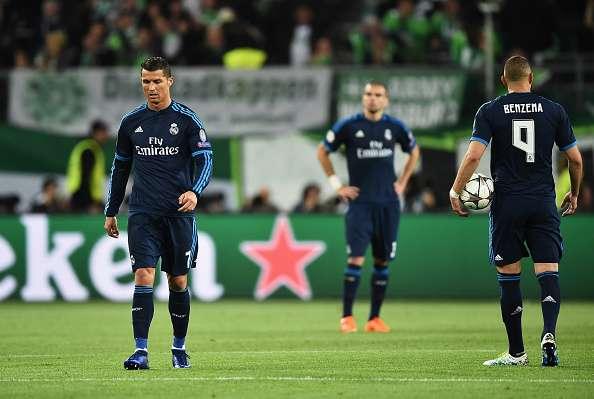 Wolfsburg Real Madrid Tv