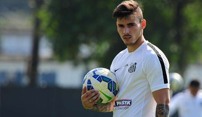 Santos slap a 10 million-euro tag on Atletico Madrid ...