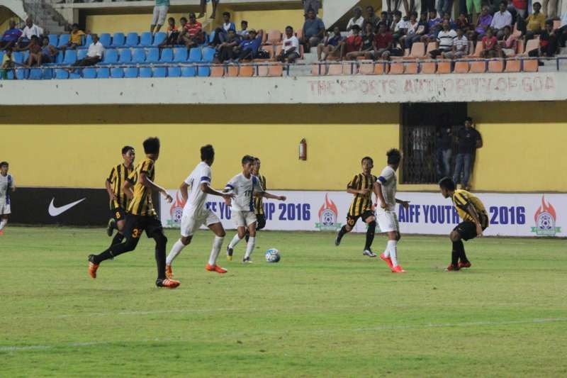 AIFF Youth Cup India vs USA