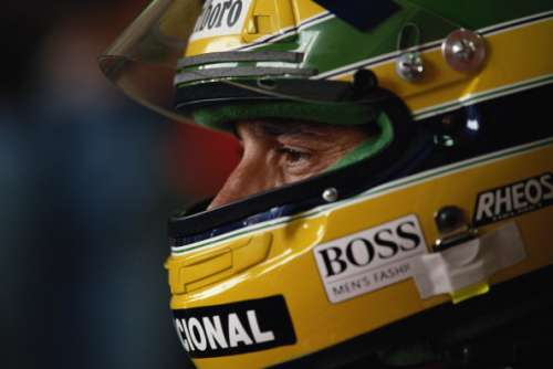 The Greatest of All Time: Ayrton Senna's life was tragically ended at the 1994 San Marino Grand Prix