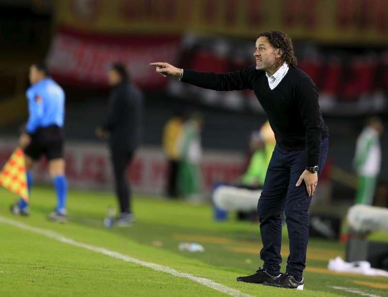 Gabriel Milito, coach of Argentina