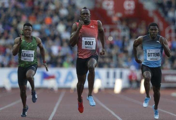 2e350decf18 Athletics - IAAF Ostrava Golden Spike athletics meeting - Ostrava