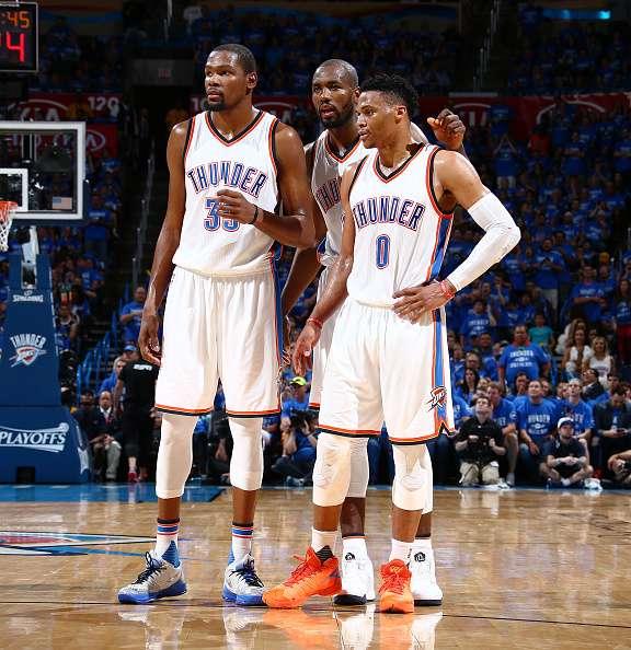 NBA Playoffs 2016: Thunder Halt Spurs To Book Western