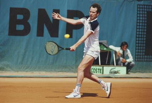 John McEnroe French Open 1984