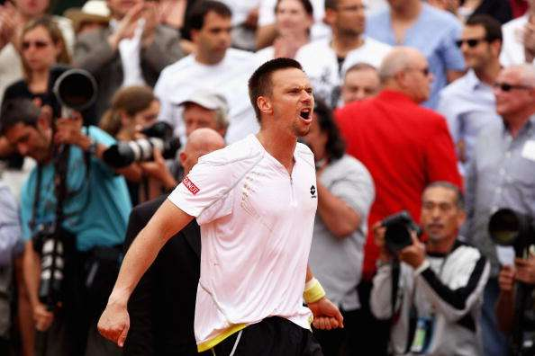 Robin Soderling Rafa Nadal 2009