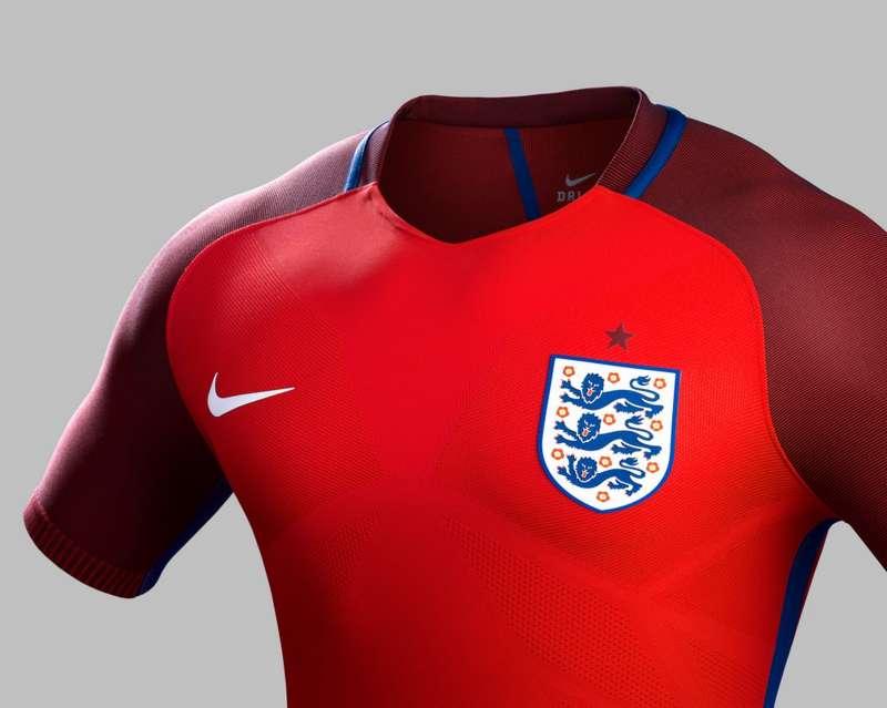 9a64d95e978 England Euro 2016 Kit Released: See photos of England's EURO 2016 ...