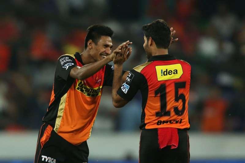 Mustafizur Rahman Bhuvneshwar Kumar Sunrisers Hyderabad IPL 2016