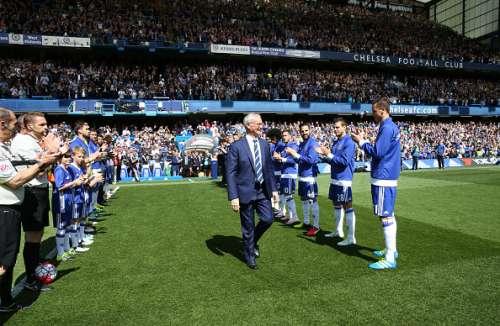 Guard of Honour Stamford Bridge