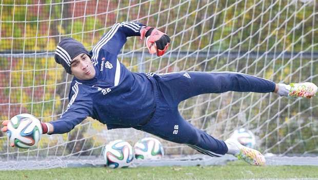 eeab3f1d3 Gurpreet Singh Sandhu becomes first Indian to play in top flight ...
