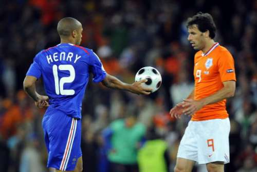 Henry Nistelrooy