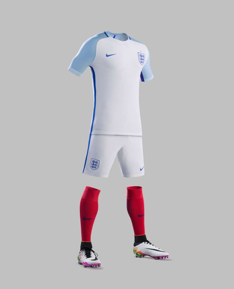b862a05658c England Euro 2016 Kit Released: See photos of England's EURO 2016 jerseys  and kit