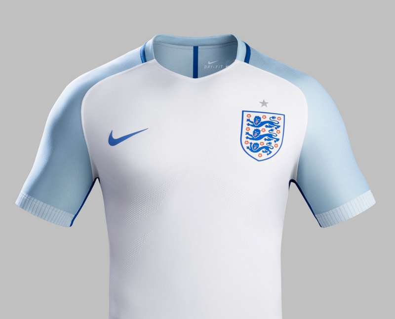 England Euro 2016 Kit Released  See photos of England s EURO 2016 ... 551d9b37b