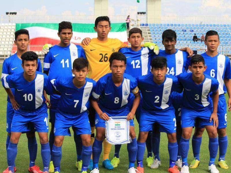 india u-17 football