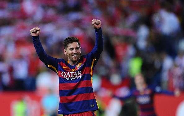 Bundesliga Footballers Vote Lionel Messi As World S Best