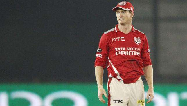 Image result for george bailey captain kxip