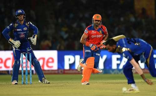 Suresh Raina Gujarat Lions Mumbai Indians