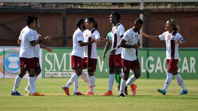 Mohun Bagan Federation Cup
